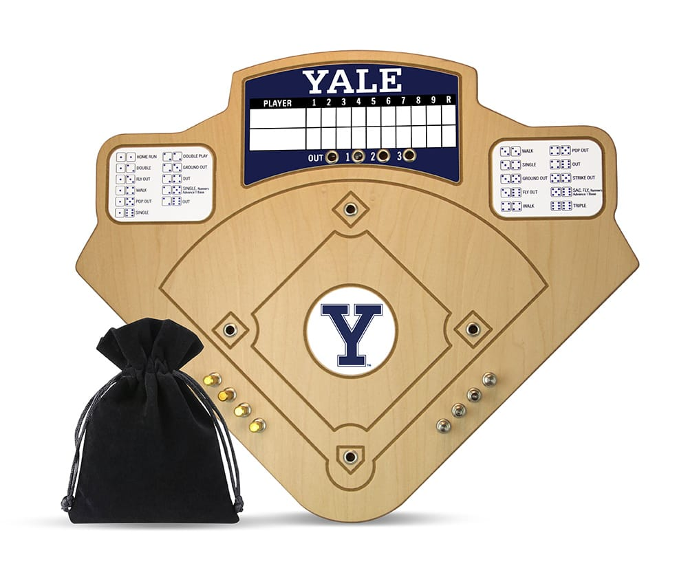 Yale Baseball Board Game