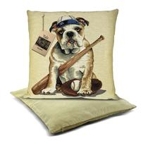 Handsome Dan Baseball Pillow